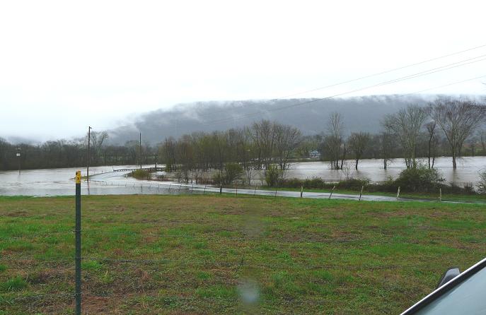 Dunlap News - Flooding in Dunlap area: List of road closures