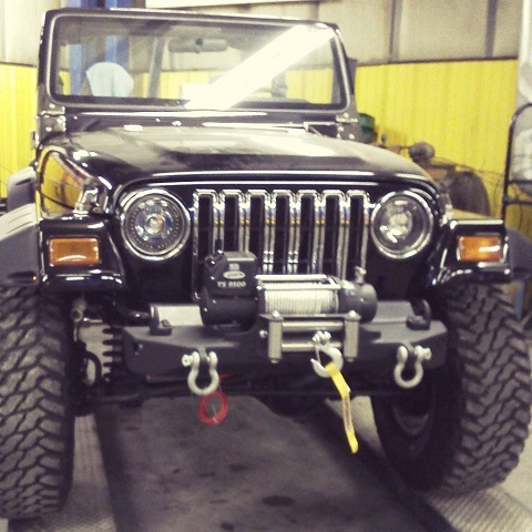 Dunlap News - Jeep stolen from Victory recovered in Marion County